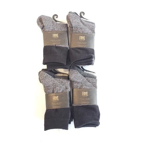 New Frye crew socks bundle